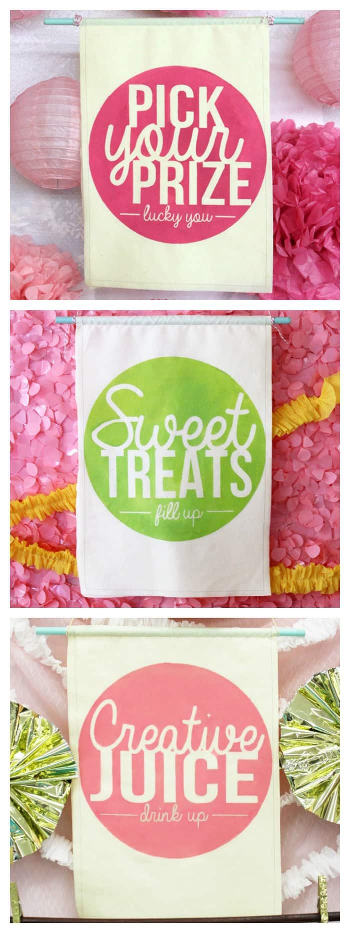 Great tutorial how to use Fabric paint. Plus Free Silhouette cut files