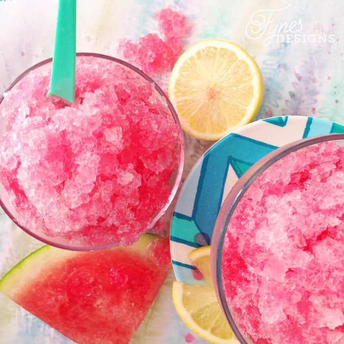 Popsicles made easy with PC Watermelon Lemon Soda- So yummy and refreshing! #PCSummer