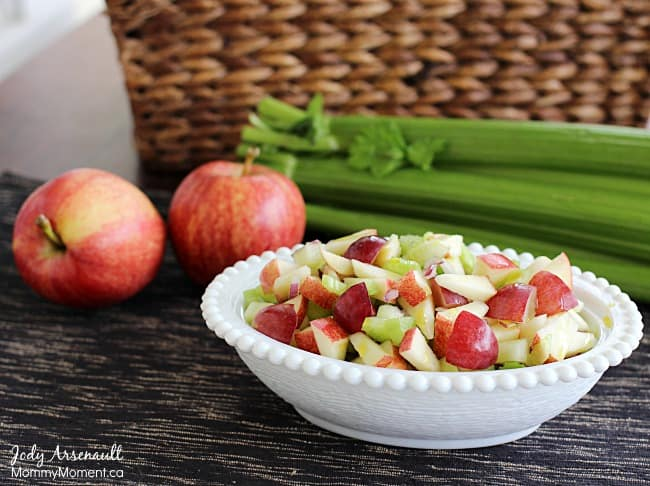 yummy no lettuce salad