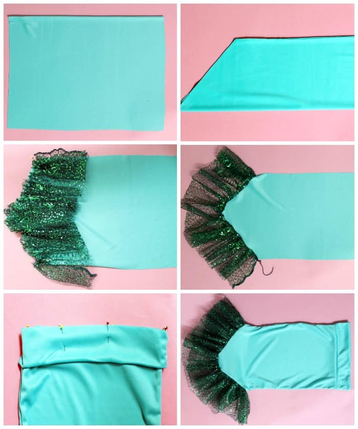 how-to-make-a-mermaid-skirt