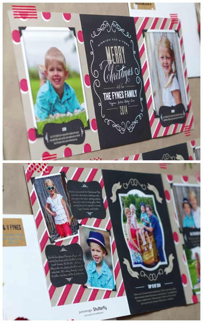 Perfectly Personal™ Christmas Cards - FYNES DESIGNS | FYNES DESIGNS