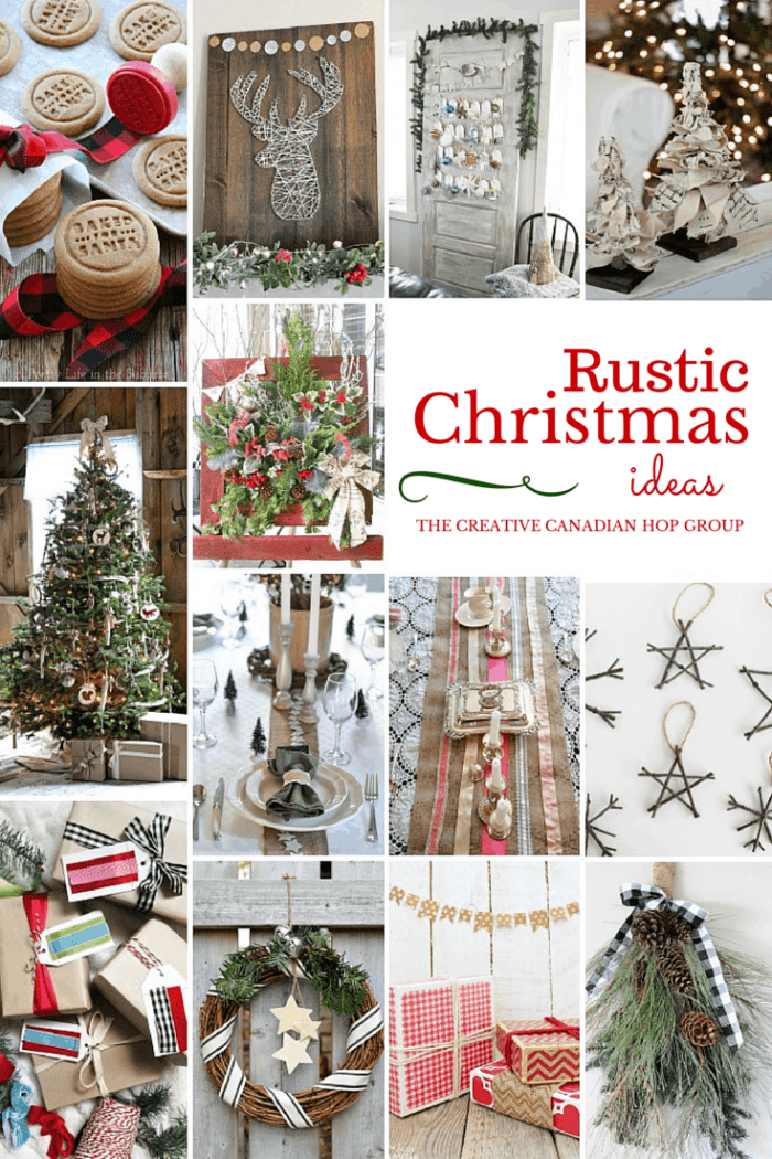 13 Must see Rustic Christmas Ideas