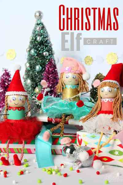 Cute Christmas craft for kids