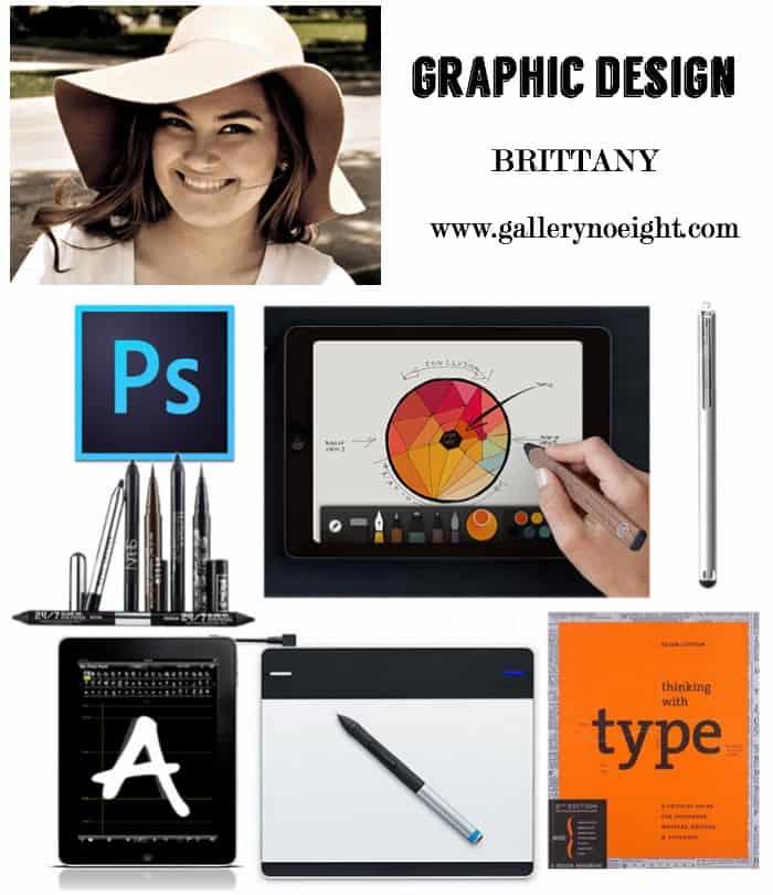 Graphic Designer gift ideas