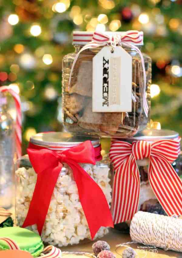Wrapping Up your Christmas Baking Gifts
