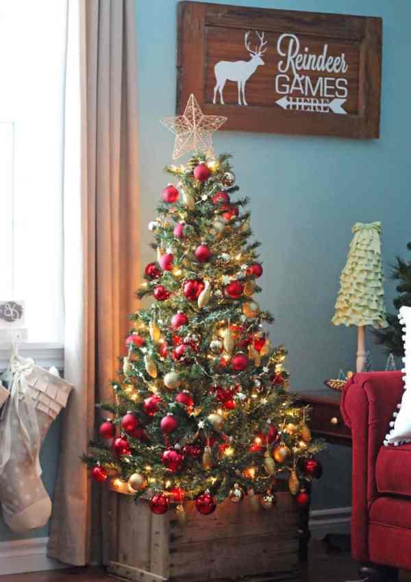 Christmas Home Tour 2014