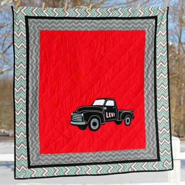 Free Vintage Truck Silhouette Cut File