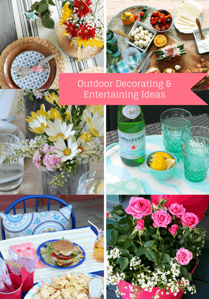 6 fabulous outdoor dining and entertaining ideas