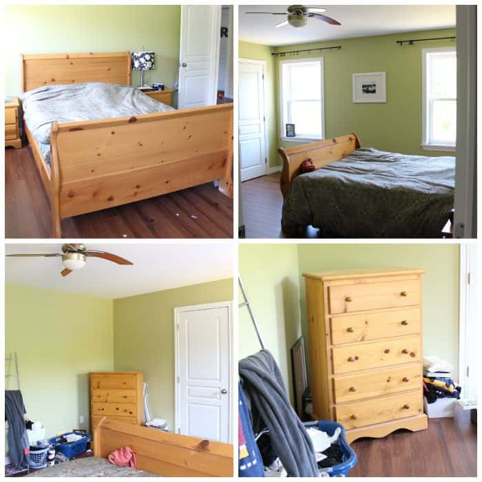 You MUST see this bedroom after the makeover