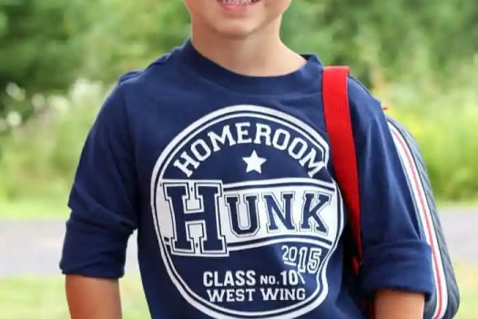 Back to school t-shirt Free Silhouette Cut File