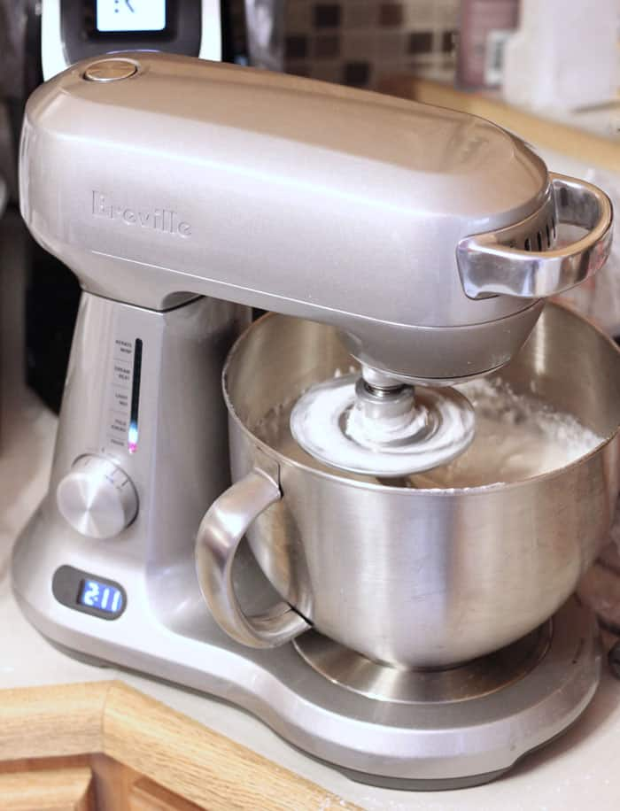 New Breville stand mixer