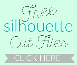 Free Christmas cut files featured by top US craft blog, Fynes Designs
