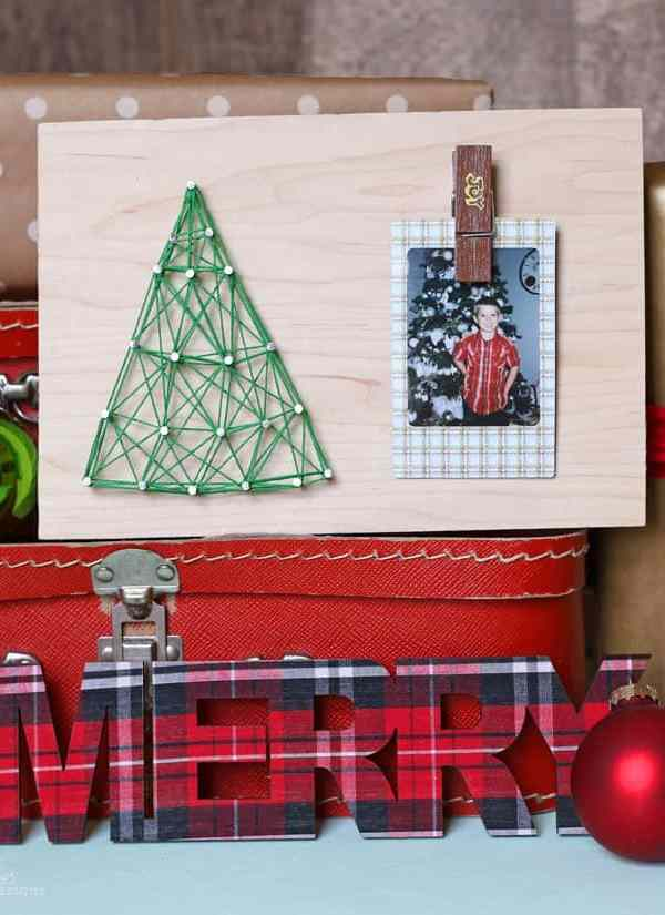 Kids Holiday Photo Craft- WIN Instax Prize Pack