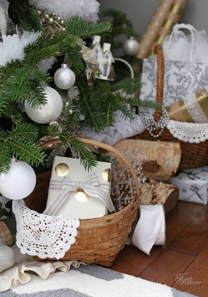 Christmas Home Tour 2015 Part 1 | Fynes Designs