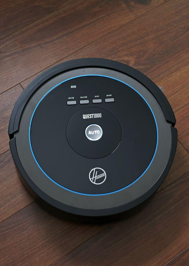 Hoover Quest 1000 Robot Vacuum
