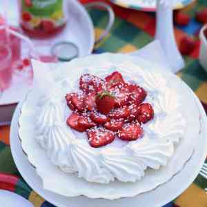 Presidents Choice Pavlova Meringue Nest