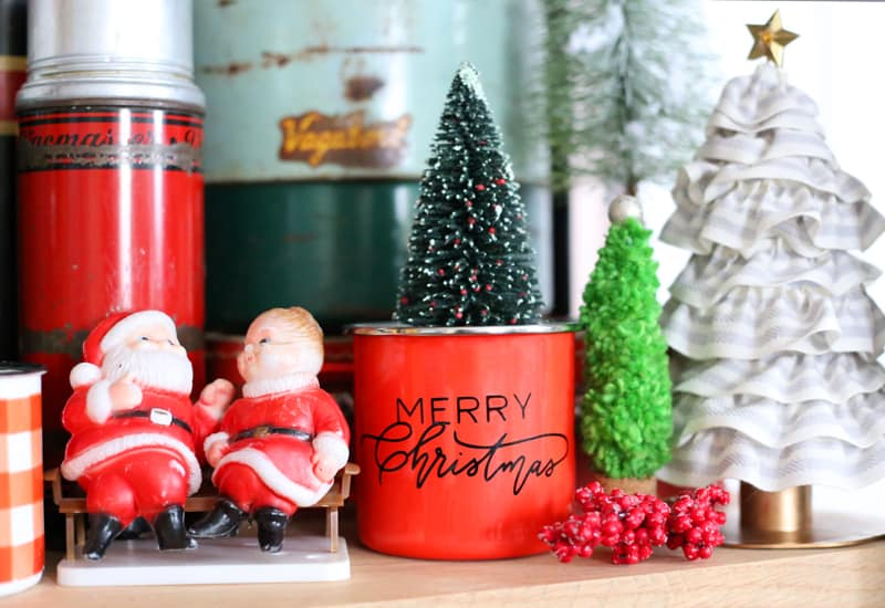Merry Chritsmas Mug get the cut file at Fynes Designs