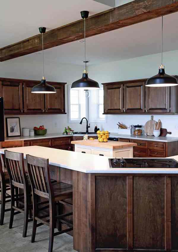 Farmhouse Kitchen Makeover- Before and After