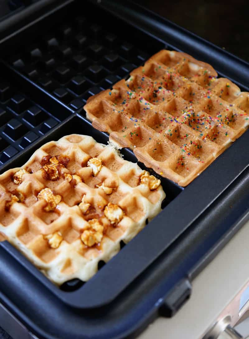 Kids will go crazy for these Delicious Waffles