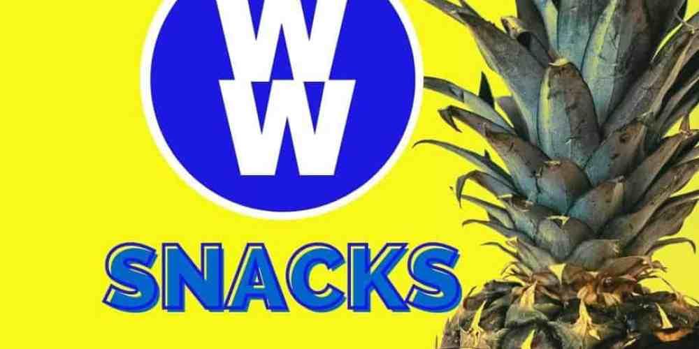 Best Low Point Weight Watcher snacks