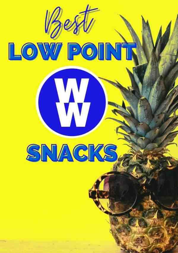 Best Low Point Weight Watchers Snacks