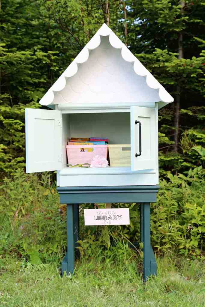 The Free Little Library Club