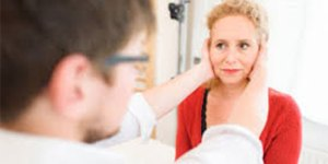 Illustratie bij de fysiotherapiebehandeling tegen duizeligheid