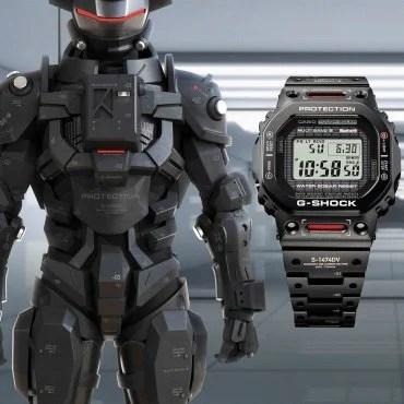 Robot Cơ khí G-Shock GMW-B5000TVA-1