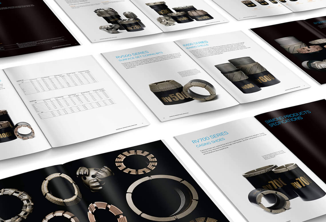 Sandvik Diamond Bits Brochure