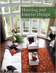 Housing and Interior Design  10th Edition