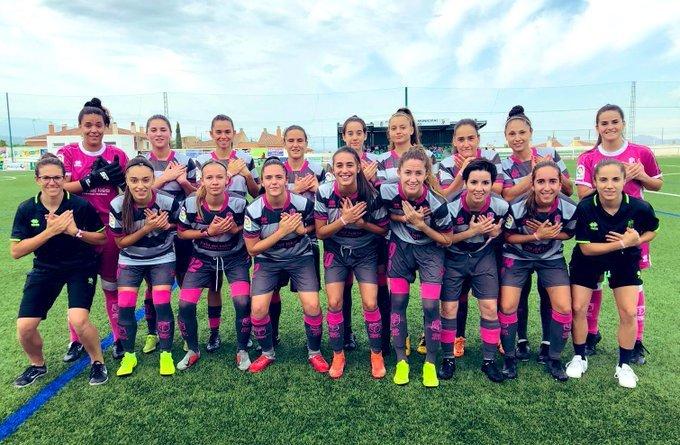 El Granada CF Femenino participará en la Segunda División Pro