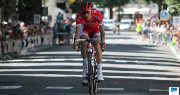 Stephane in Route du Sud 2015 (image: Cofidis)