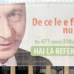 RECHIZITORIU DNA Cine ar fi cerut șpagă 10 milioane de euro în contul unei datorii pentru 4 milioane de scrisori de susținere a referendumului inițiat de Traian Băsescu privind reducerea numărului de parlamentari