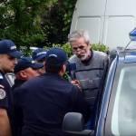 SURSE Parchetul militar s-a autosesizat în cazul jandarmilor care i-au luat cu duba pe protestatarii anti-Dragnea de la Topoloveni