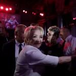 """Viorica Dăncilă a fost desemnată candidata PSD la alegerile prezidențiale cu unanimitate de voturi: """"Sunt mai puternică decât toți acești bărbați care nu fac altceva decât să țipe de pe margine"""""""