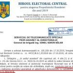 STS, luat peste picior de Biroul Electoral Central într-un document oficial: Lecții de gramatică de la judecători pentru serviciul secret