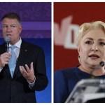Cine a câștigat duelul paralel pentru Cotroceni: Iohannis sau Dăncilă?