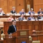 """VIDEO Premierul face apel la parlamentari să nu mai adopte legi care angajează resurse financiare, """"indiferent de cine sunt inițiate"""" / Orban: Bugetul României pe 2020 nu mai suportă nicio nouă cheltuială suplimentară"""