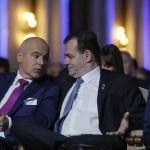 """Rareș Bogdan cere demisia lui Ludovic Orban de la șefia PNL și anunță că o grupare reformistă, din care face și el parte, va susține un candidat la congres: """"Partidul e pe un butoi de pulbere"""""""