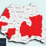 Germania a actualizat lista județelor din România considerate zone de risc. Bucureștiul și alte 17 județe au intrat în zona roșie