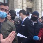 VIDEO Epic fail: Ministrul Stelian Ion a discutat cu protestari care cereau dezincriminarea conducerii fără permis, crezând că sunt protestatari pentru dosarul 10 august
