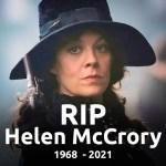 """Cunoscută din filme precum """"Skyfall"""", """"Harry Potter"""" și """"Peaky Blinders"""", actrița Helen McCrory a murit la numai 52 de ani"""