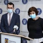 OFICIAL: Premierul Cîțu i-a demis pe Vlad Voiculescu și Andreea Moldovan. Dan Barna va fi ministru interimar al Sănătății
