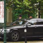 Arhiepiscopul Tomisului nu a putut intra cu mașina în curtea Patriarhiei și a plecat rapid de la aniversarea Patriarhului Daniel, la care au participat toți capii Bisericii Ortodoxe