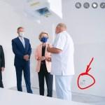 Ironii pe Facebook din cauza unei prize defecte care a apărut în poza oficială cu președintele Iohannis și Ursula von der Leyen / Explicația oficială: sala era în plină amenajare