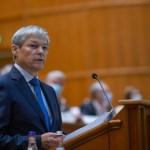"""BREAKING Guvernul USR propus de Dacian Cioloș a picat la vot în Parlament, cu 88 de voturi """"pentru"""" și 184 """"împotrivă"""""""