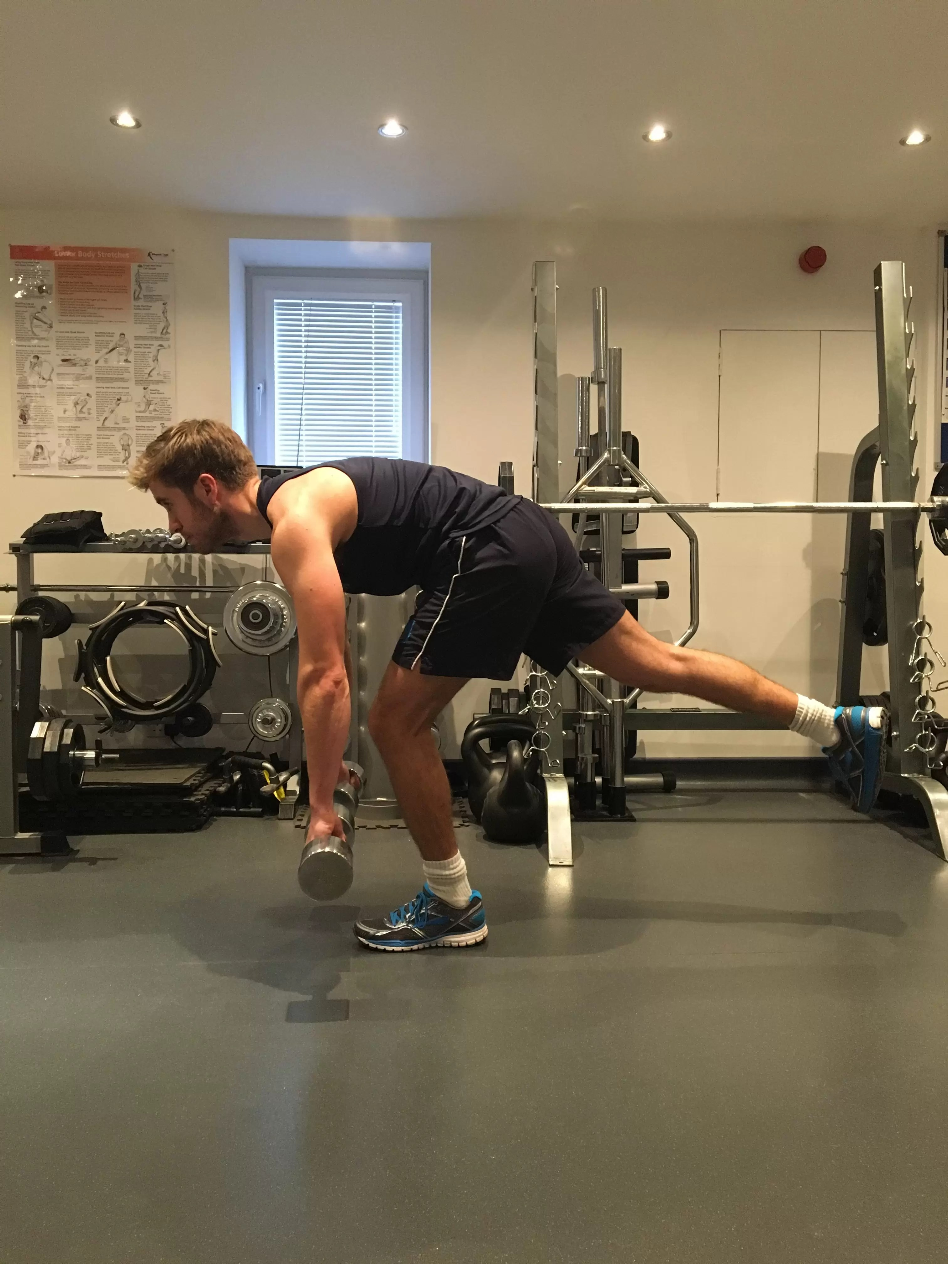 Deadlift G4 Physiotherapy Amp Fitness