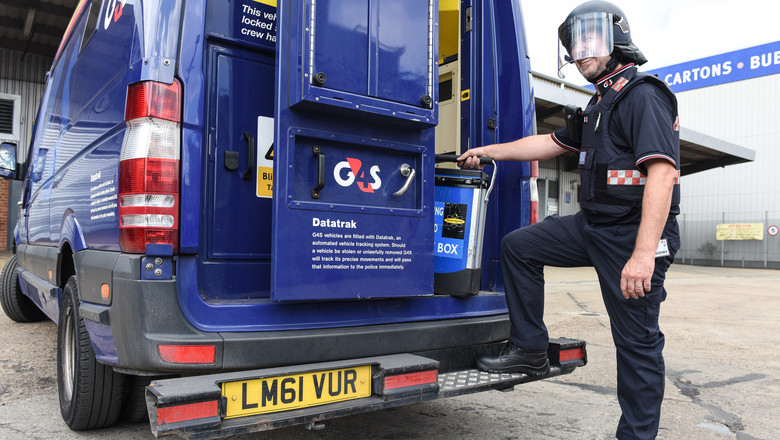 G4s Solutions Security