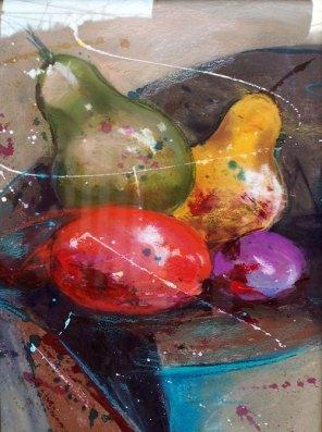 PRIX SUZANNE VIVENOT : Nathalie ROURE-PERRIER pour le n° 196 « Les fruits extraordinaires n°2 »