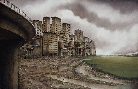 GRAND PRIX DU SALON 2009 : Offert par le GAB, Denis PLESSEY pour l'ensemble de son oeuvre
